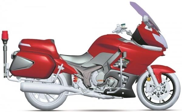 Benelli и Qianjiang разрабатывают самый большой китайский мотоцикл