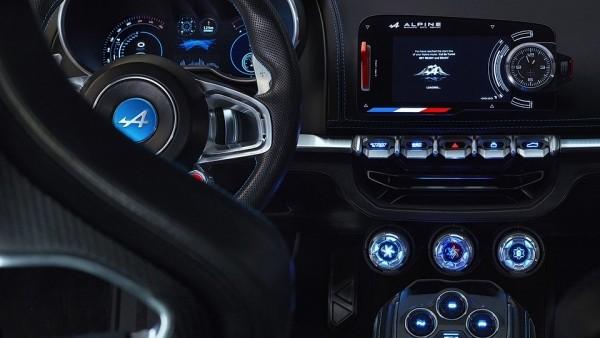 Компания Renault начала принимать предзаказы на спорткупе Alpine