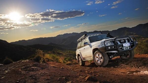 Nissan сделал для Австралии «легендарный» Patrol
