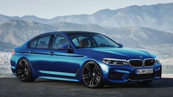 В новом BMW M5 появится кнопка отключения полного привода