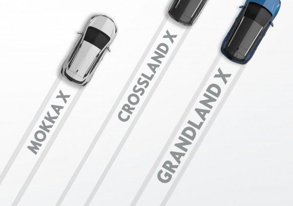 Opel Grandland X: Новый кроссовер компакт-класса