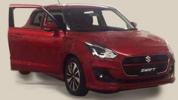 Названы характеристики нового Suzuki Swift