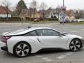 BMW вывела на тесты новую модификацию i8 - фото 5
