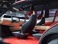 Шестиместный вседорожник Nissan получил семь экранов и рыбку - фото 3