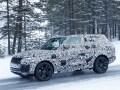 На тестах впервые замечен Range Rover Coupe - фото 4