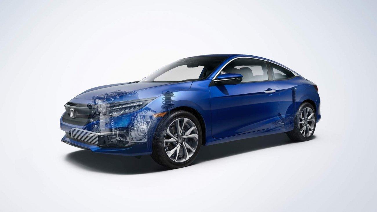 Honda представила обновленный Civic изоражения