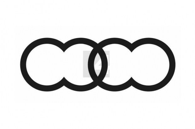 Ауди показала варианты логотипов