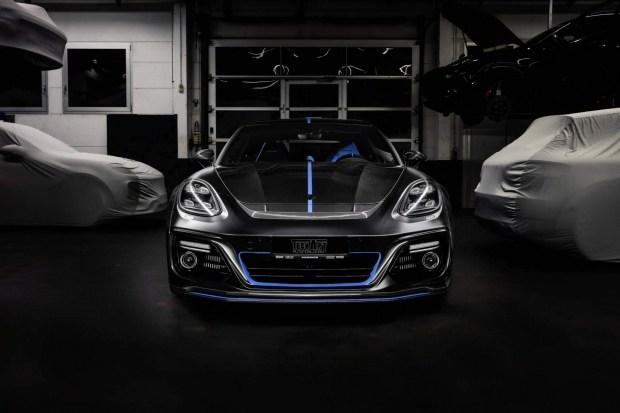 Автоновости,Panamera Sport Turismo Turbo