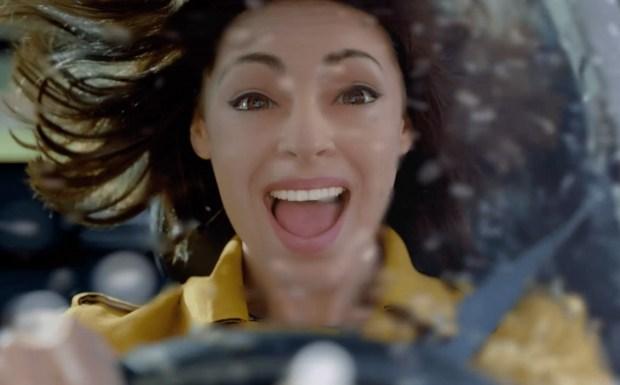 Виртуальная героиня стала лицом нового Renault Kadjar