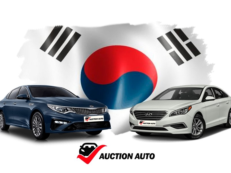 65,000 БУ Авто с Корейских Аукционов на сайте AuctionAuto