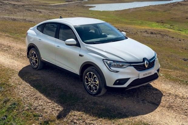 ЗАЗ будет выпускать Renault Arkana? Что говорят у Васадзе