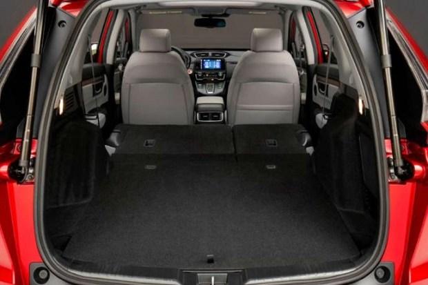 Хонда определилась сценниками на улучшенный Хонда CR-V