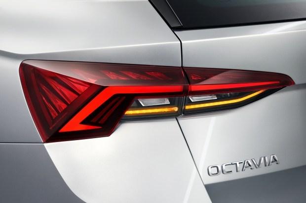 Отныне Octavia будет приветствовать красивой анимацией, как некоторые модели Audi