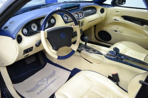 Эксклюзивный «Гелик» с кузовом от Mercedes-Benz SLK продают за 490 тысяч евро