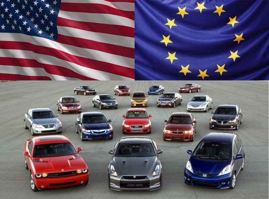 Где лучше заказывать авто – в Европе или США?. Новости мирового авторынка
