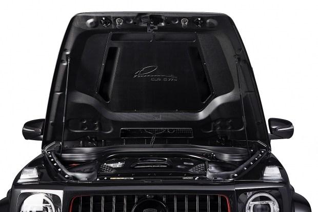 Mercedes-Benz G-Class получил еще один классный тюнинг