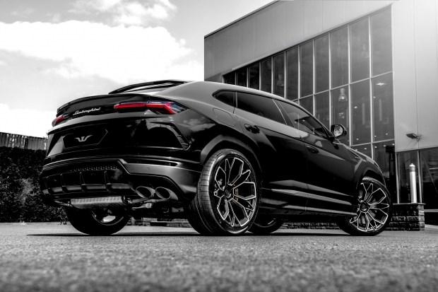 Тюнеры сделали Lamborghini Urus брутальнее и мощнее