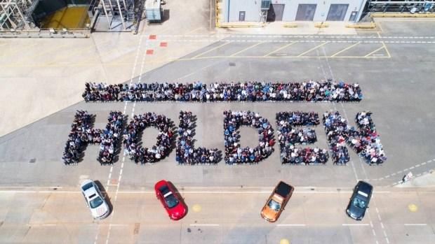 General Motors закрывает марку Holden