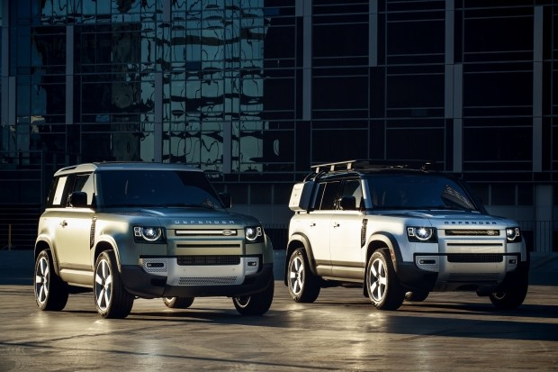 Открыты предварительные заказы на Land Rover Defender 90
