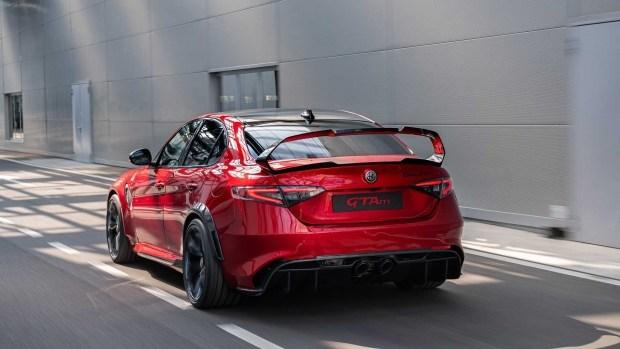 Alfa Romeo Giulia GTA презентована официально