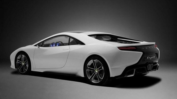 Lotus может возродить суперкар Esprit