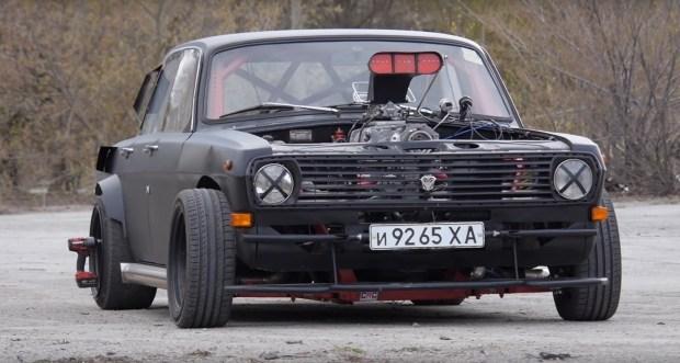 По прозвищу «Цербер»: ГАЗ 24 с мотором V8