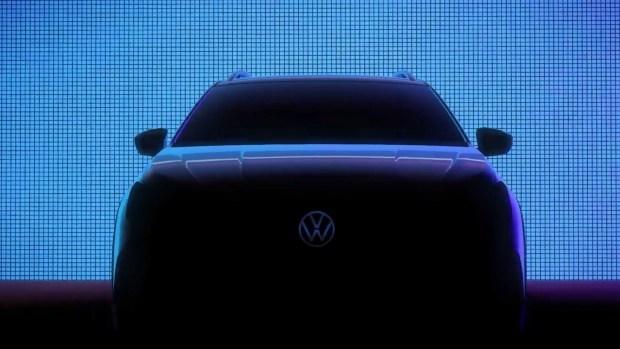 Скоро: Volkswagen Nivus, не Novus - Nivus