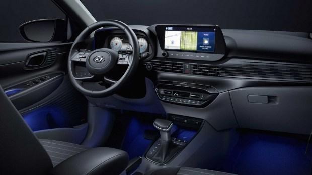 Фишки и особенности интерьера нового Hyundai i20 (видео)