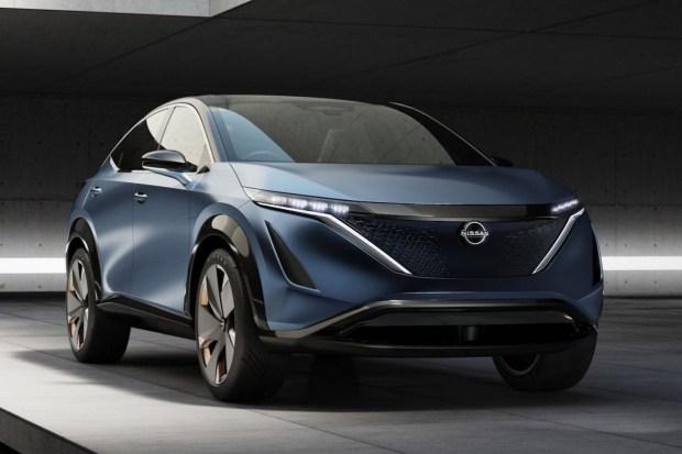 Renault оживит концепт-кар Morphoz и сделает его «электричкой»