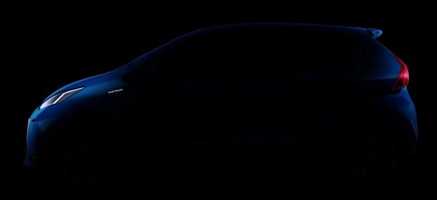 Datsun Redi-Go покажет «клыки»