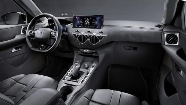 Икона стиля «хай-тек» SUV DS 3 CROSSBACK уже в Украине