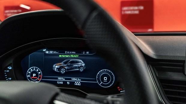 Быстро, экономно и экологично: гибридная Audi Q5 от ABT