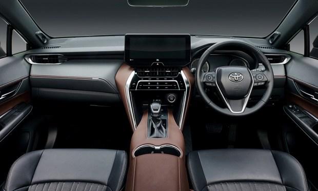 В борьбу за мировое лидерство: новый кроссовер Toyota Frontlander
