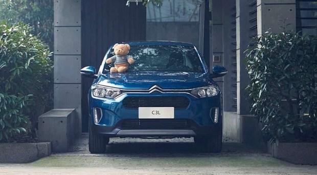 Кросс-седан Citroen C3L обойдется в $13.400