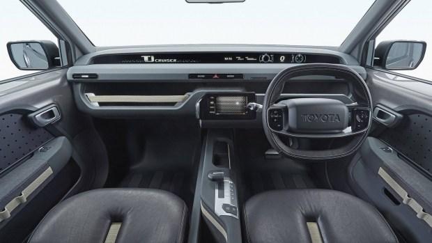 Toyota представит новый внедорожник «для своих»