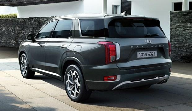 Корейцы замахнулись на Range Rover? VIP-версия Hyundai Palisade