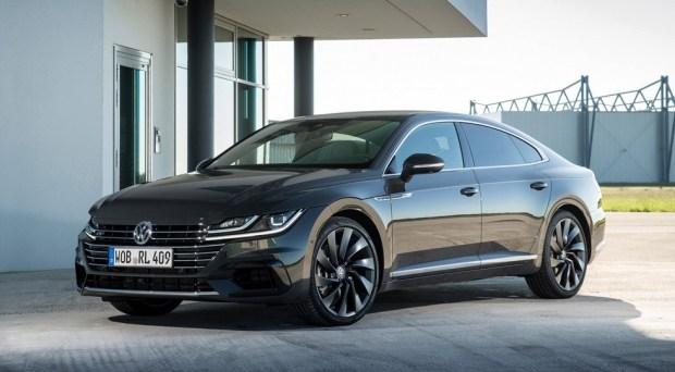 Volkswagen Arteon: внедорожный универсал и «злой» лифтбек