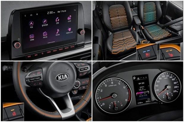 Рестайлинговый KIA Picanto: один мотор и новая коробка?
