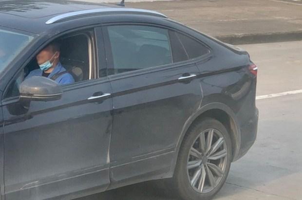 VW прикинулся китайским Changan, чтобы скрыть новый Tiguan?!