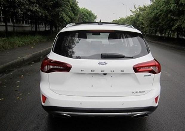 Ford Focus уже успел навести «марафет» (фото)
