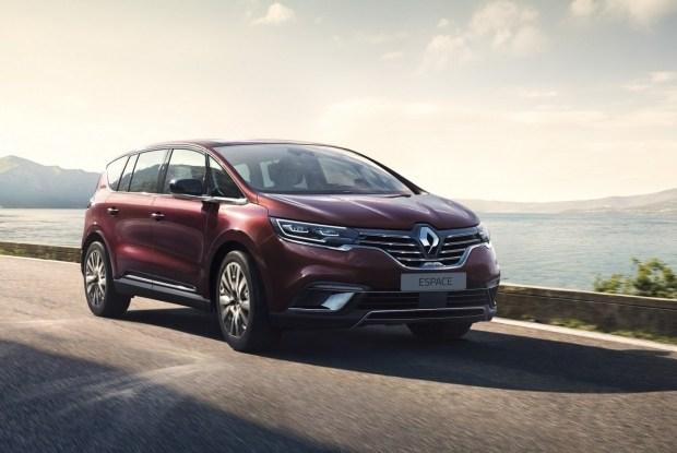 Вместе с Espace модельный ряд Renault лишиться Scenic и Talisman