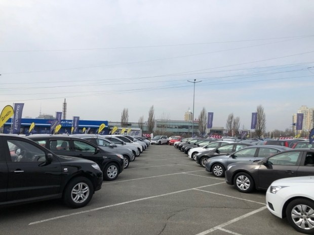 АИС снижает цены на авто с пробегом на 10-45 тыс. грн.