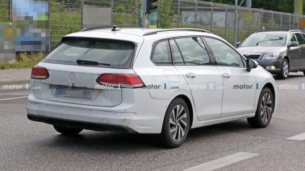 Новый VW Golf: универсал получил зеленый свет