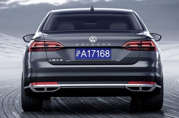 В Китае обновилась Audi, которая Volkswagen