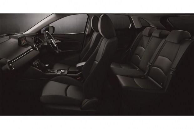 Апгрейд для Mazda CX-3