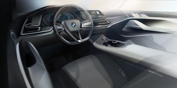 Большой и роскошный BMW: все подробности о новом X8