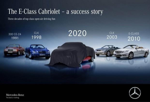 Mercedes анонсировал E-Class для эгоистов