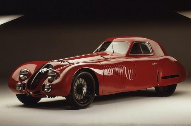 Berlinetta Aero - дух прошлого