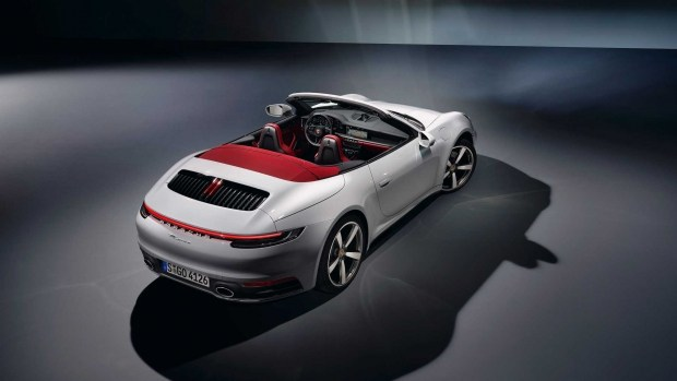 Porsche 911 Carrera: теперь только Turbo