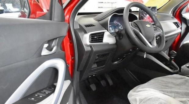 Chevrolet Groove - очередной клон Baojun